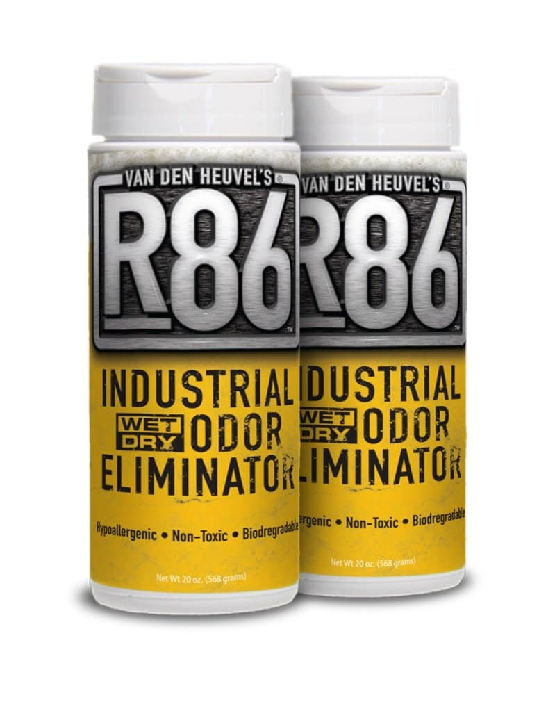 R86 Powder Odor Eliminator