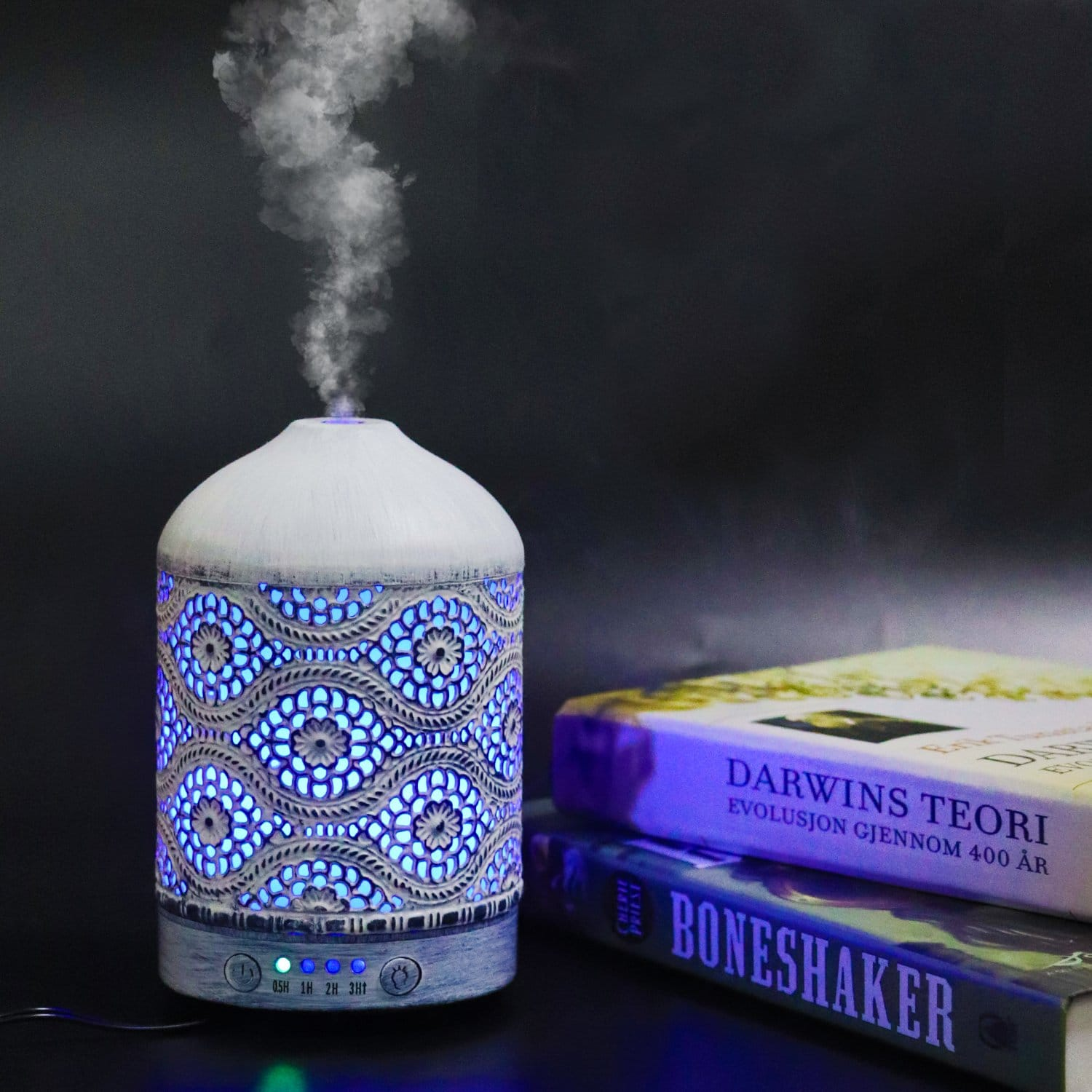 diffuser vs air purifier