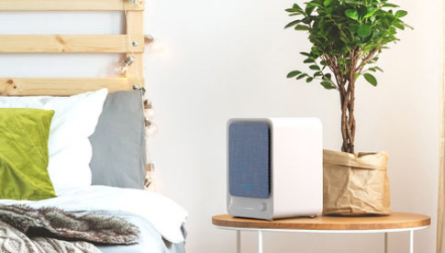 air purifier for desktop or table top or side table