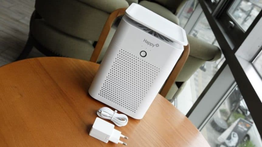 table top air purifier